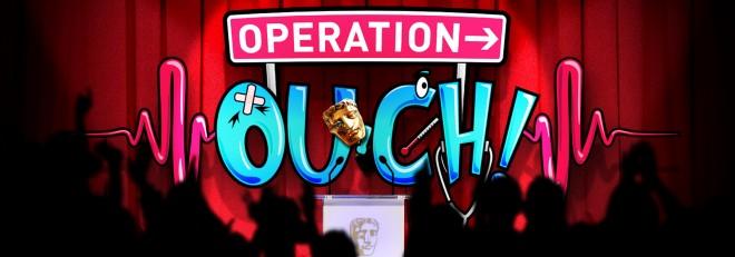 OUCH! BAFTA